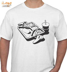 Gamers Lunch Box - T-Shirt