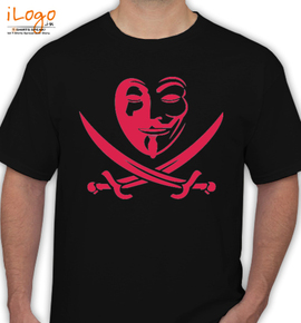 Anonymous - T-Shirt