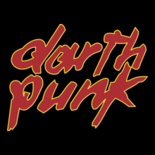 EDM darth-punk T-Shirt