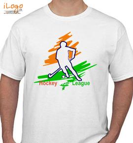 HOCKEY INDIA LEAGUE - T-Shirt