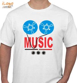 music%C%C%C - T-Shirt
