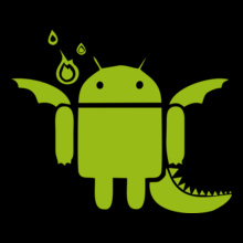 Android-Dragon T-Shirt