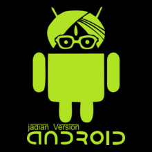 Android-India-Version T-Shirt