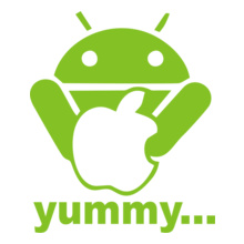 Android-Yummy T-Shirt