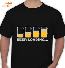 Funny Beer-Loading T-Shirt