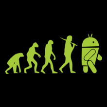 Evolved-Android T-Shirt