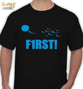 frst% - T-Shirt