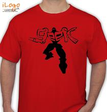 Rock Geek-Transformers T-Shirt
