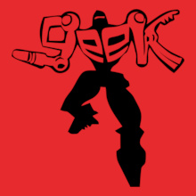 Rock Geek-Transformers T-Shirt