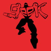 Geek-Transformers T-Shirt