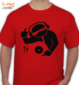 audio made dj and music producer t shirts - T-Shirt