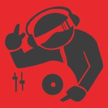 audio-made-dj-and-music-producer-t-shirts T-Shirt