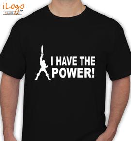 POWER - T-Shirt