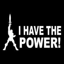 Retro POWER T-Shirt