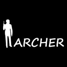Retro ARCHER T-Shirt