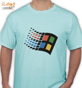 CLSSIC WINDOWS - T-Shirt
