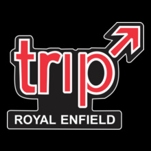 Trip-Royal-Enfiled T-Shirt