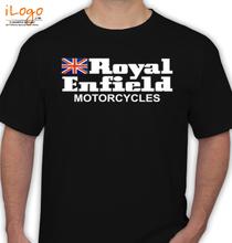 Biker ROYAL-ENFIELD-BULLET T-Shirt