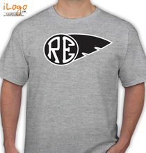 Biker ROYAL-ENFIELD- T-Shirt