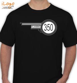 ROYAL ENFIELD Biker - T-Shirt