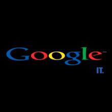 Google-Print T-Shirt