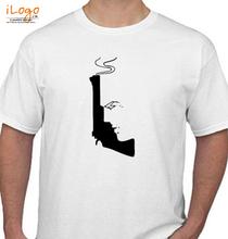 Cool Gun-Man T-Shirt