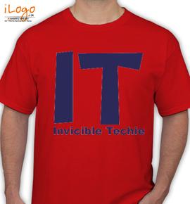 Invincible Techie - T-Shirt