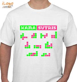 Kama-Sutris - T-Shirt
