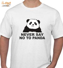 PANDA - T-Shirt