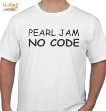 Pearl Jam pearl-jam-no-code T-Shirt
