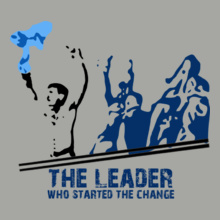 saurabh-ganguly-leader T-Shirt