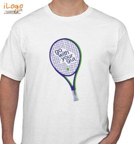 get-tennis - T-Shirt