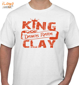 king-clay - T-Shirt