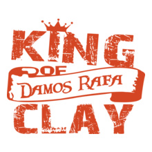Tennis king-clay T-Shirt