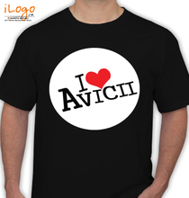 I-LOVE-AVICII T-Shirt