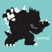 Retro kidnap T-Shirt