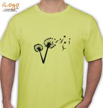 Retro DANDYLION T-Shirt