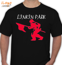 LINKIN-PARK-BLACK T-Shirt