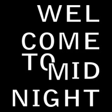 EDM wel-come-to-mid-night T-Shirt