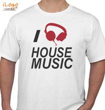 i-house-music T-Shirt