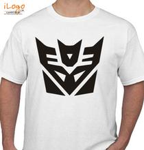 Cool Deceptions-Transformers T-Shirt