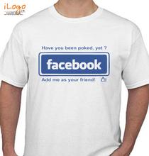 Rock Facebook T-Shirt