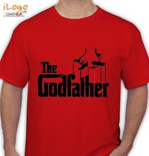 Funny Godfather-Sweatshirt-and-Tee T-Shirt