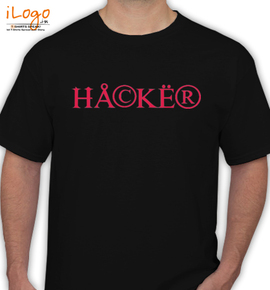 Hacker T shirt - T-Shirt