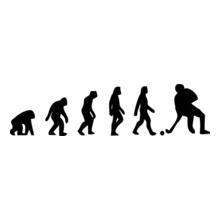 Funny Hockey-Evolution T-Shirt