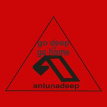 GO-DEEP-OR-GO-HOME T-Shirt