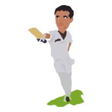 Cricket  rahul-Dravid T-Shirt