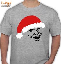 Christmas Gray-christmas T-Shirt