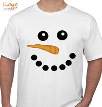 Christmas Kids-Snowman T-Shirt