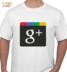 GOOGLE PLUS - T-Shirt